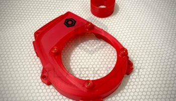 Plastic Engine Weight Reduction Kit