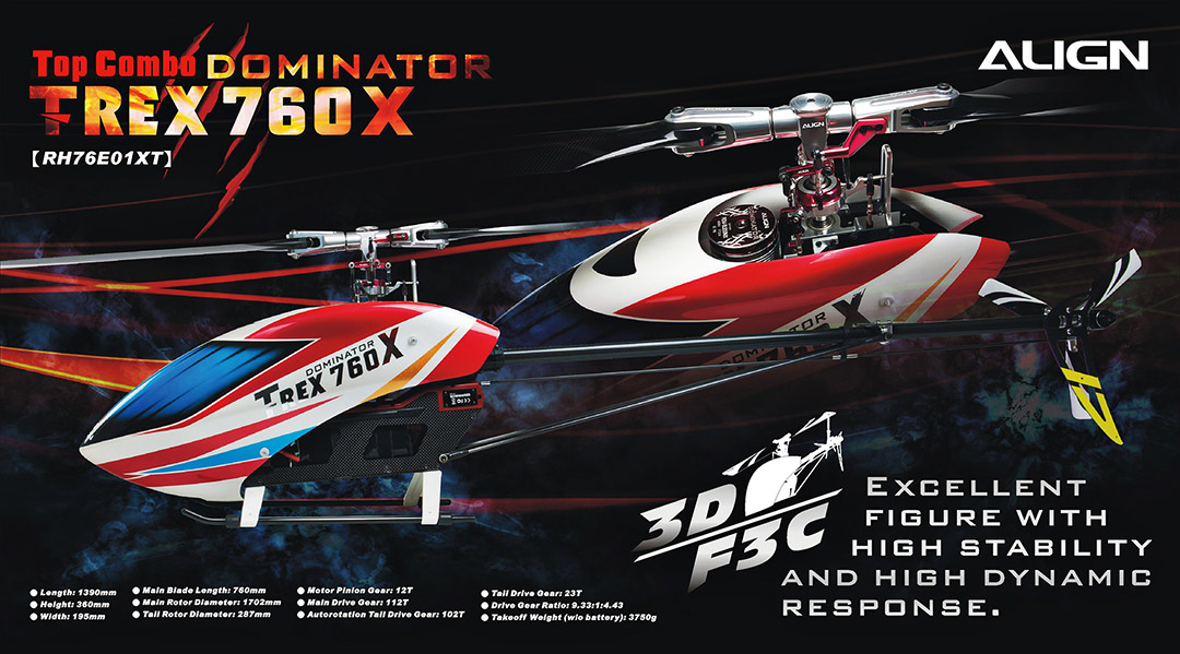 G760XZ Complete KIT